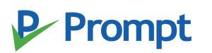 Prompt Software Logo